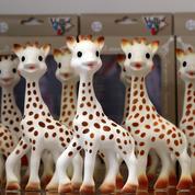 Moisissure : les ventes de Sophie la girafe résistent