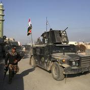 Mossoul: l'armée poursuit l'offensive par le nord