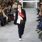 Alerte rouge Supreme chez Louis Vuitton
