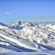 Aux Deux-Alpes, dans le grand blanc de l'Oisans