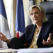 Marine Le Pen : «Nous sommes majoritaires en Europe»