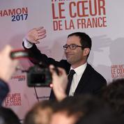 Benoît Hamon, l'outsider désormais en position de force