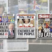 Brexit: la revanche des tabloïds