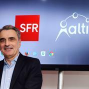SFR revient en force sur le marché de la fibre