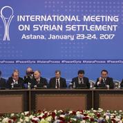 Syrie: Moscou pousse à la signature d'une trêve renforcée