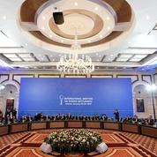 Syrie : «Ces discussions ne peuvent déboucher sur du concret»
