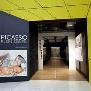 Des originaux de Picasso exposés à l'aéroport de Roissy-Charles de Gaulle