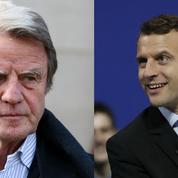 Kouchner : Macron «fait naître l'espoir»