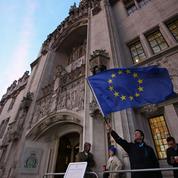 Le Parlement britannique devra voter sur le Brexit