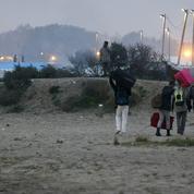 Les migrants reviennent peu à peu à Calais