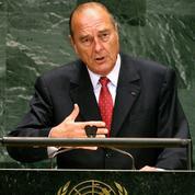 Jacques Chirac en lice pour le prix Nobel de la paix