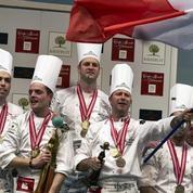 La France remporte la Coupe du monde de pâtisserie