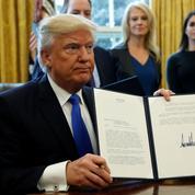 Trump relance le projet d'oléoduc Keystone bloqué par Obama