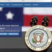 Le site Web de la Maison-Blanche supprime sa page sur le réchauffement climatique