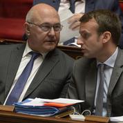 Sapin vole au secours de Macron sur ses frais de représentation à Bercy