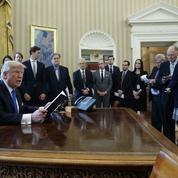 Donald Trump relance les oléoducs bloqués par Barack Obama