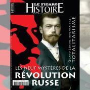 Les 9 mystères de la révolution russe