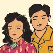 Notre histoire ,de Rao Pingru: le grand livre rouge