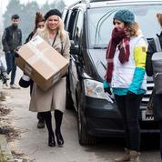 Pamela Anderson, les migrants et la politique spectacle
