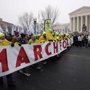 Les opposants à l'avortement comptent déferler sur Washington