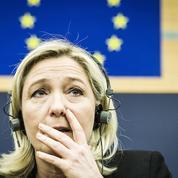 Marine Le Pen refuse de rembourser 300.000 euros à Bruxelles