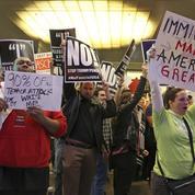 Le décret de Trump sur l'immigration suscite un tollé