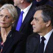 Le couple Fillon a été entendu dans l'enquête sur les soupçons d'emplois fictifs