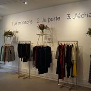 En boutique ou entre particuliers, l'essor de la location de vêtements en France