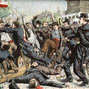 Il y a 115 ans, le chef des Apaches est arrêté à Paris