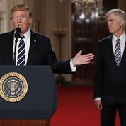 Juge nommé à la Cour suprême: comment Donald Trump a mis en scène son annonce