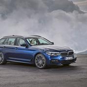 BMW Série 5 Touring, l'athlète des familles