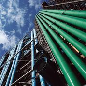 Pompidou a 40 ans: tubes des années 80...