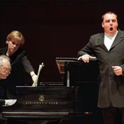 Matthias Goerne, Schubert en plein cœur