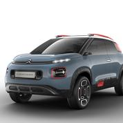 Citroën C-Aircross concept, le baroudeur des villes