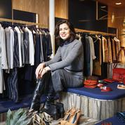 Vanessa Seward, styliste très parisienne