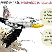 Le dessin d'Ixène : «Affaire Penelope Fillon : larguez les amarres»