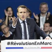 Emmanuel Macron, l'anti-De Gaulle