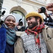 Le tribunal de Nice clément avec Cédric Herrou, «passeur» humanitaire