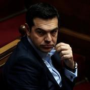 Hamon ne fait pas l'unanimité au parti Syriza