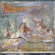 Pompéi: un baiser vieux de 2000 ans exposé pour la Saint-Valentin