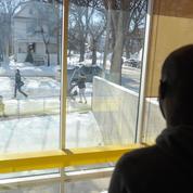 À la frontière américano-canadienne, les migrants de l'enfer blanc