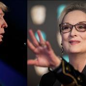 Meryl Streep évoque «l'instinct catastrophique de vengeance» de Donald Trump