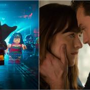 Box-office US : Cinquante nuances plus sombres battu par Lego Batman