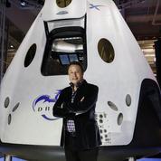 Espace: Elon Musk, le milliardaire qui veut envoyer l'homme sur Mars