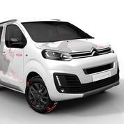 Citroën Space Tourer 4X4 Ë Concept, de la camionnette au SUV baroudeur