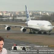 Vivez l'arrivée de l'A380 au musée de l'Air et de l'Espace