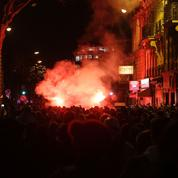 Affaire Théo : tensions entre manifestants et forces de l'ordre à Paris, Lille et Rouen