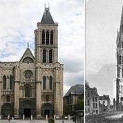 Soutien de poids pour la flèche de Saint-Denis