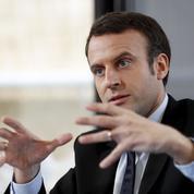 Macron: «Je n'ai de leçon d'amour de la République à recevoir de personne»