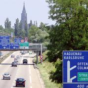 Strasbourg : une ébauche de ZAD contre le projet de grand contournement ouest
